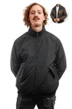 Carhartt Jacket Denby Reversible Jacket Black / Cypress I028094