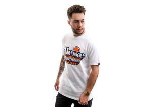Foto van Ellesse T-shirt Multiz White SHE08535