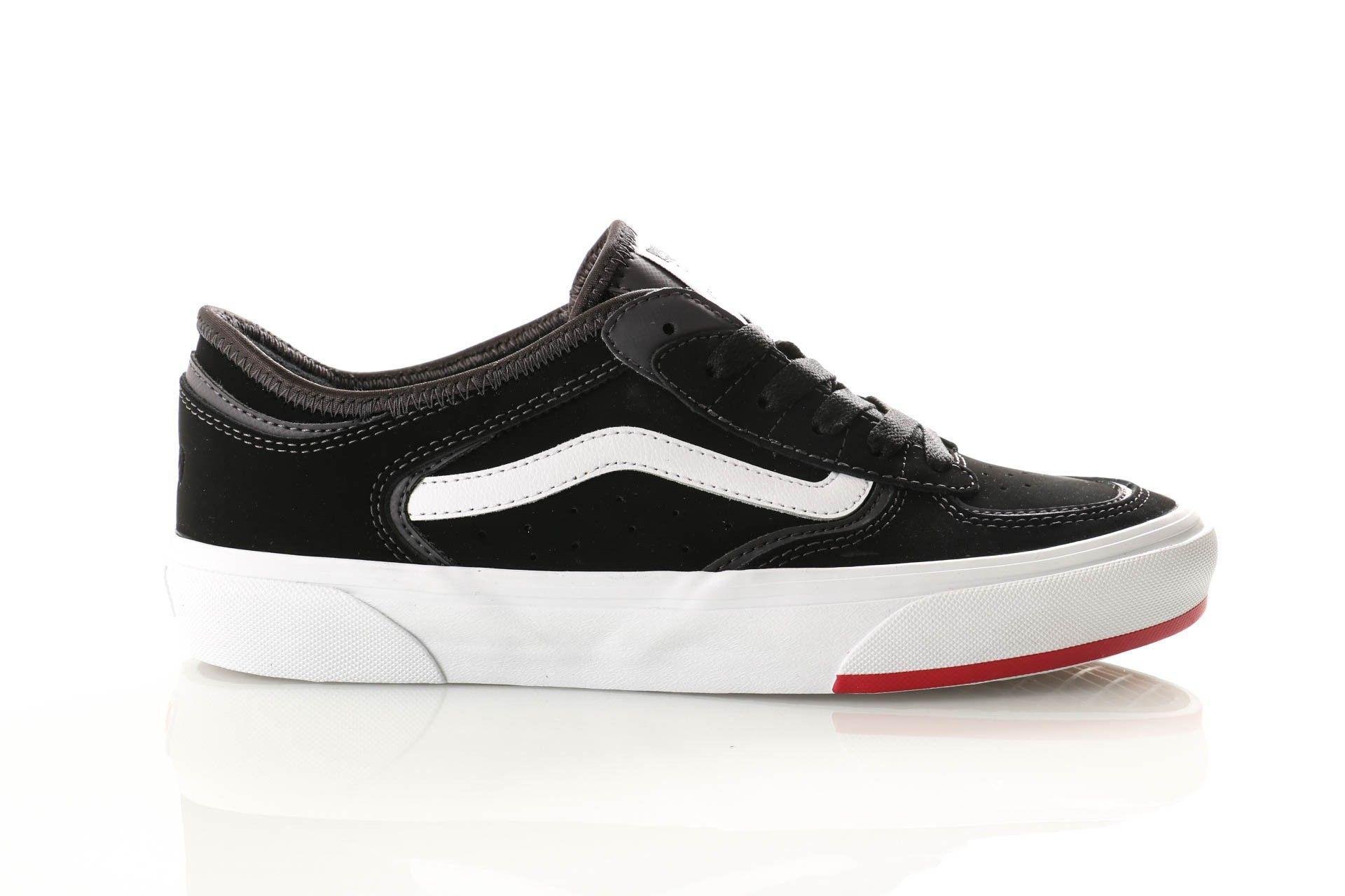 Afbeelding van Vans Ua Rowley Classic Vn0A4Bttsk51 Sneakers (66/99/19) Black/Red