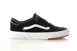 Foto van Vans Ua Rowley Classic Vn0A4Bttsk51 Sneakers (66/99/19) Black/Red