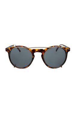 Afbeelding van Icon Eyewear Zonnebril M180921 Dark Brown Demi -Clear B