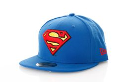 Afbeelding van New Era Character Essential 10862337 Fitted Cap Blue/Red/Yellow Marvel