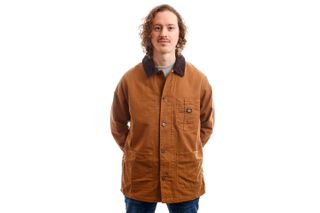 Foto van Dickies Jacket Baltimore Jacket Brown Duck DK720346BD01