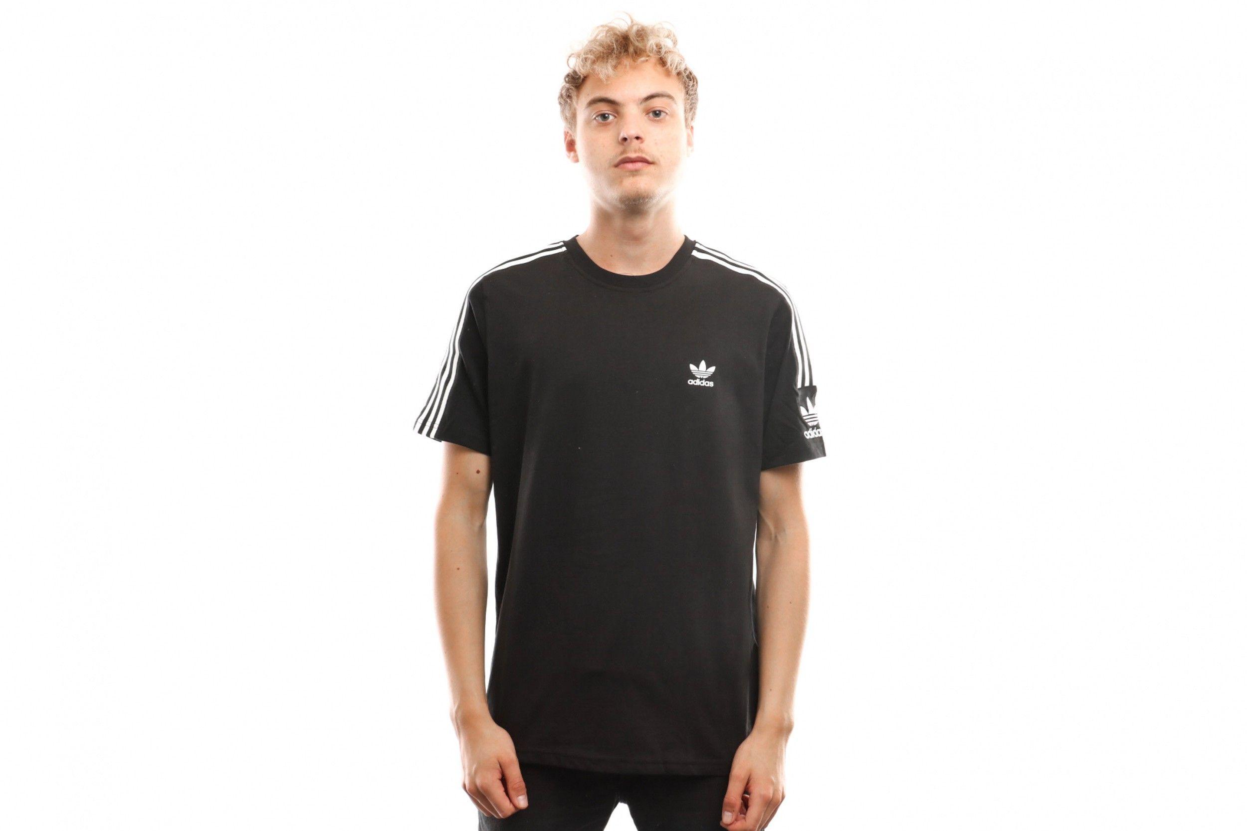 Afbeelding van Adidas Lock Up Tee Ed6116 T Shirt Black