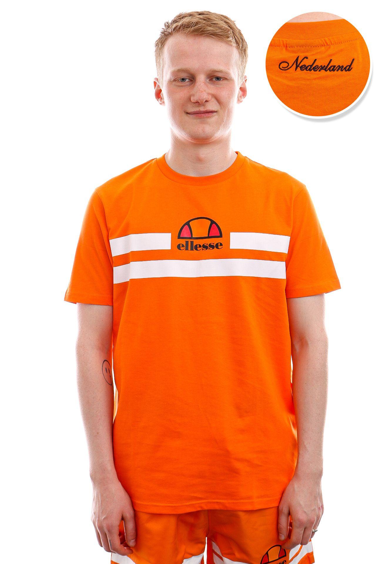 Afbeelding van Ellesse T-shirt Aprela Tee Orange SHJ13065