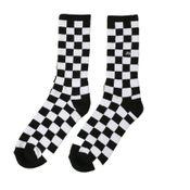 Vans Checkerboard Crew Ii Vn0A3H3 Sokken Black-White Check