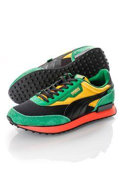 Afbeelding van Puma Sneakers Rider Game On Puma Black-Amazon Green-Spectra Yellow 371320 03