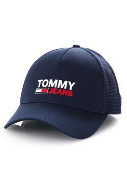 Afbeelding van Tommy Hilfiger Trucker Cap TJM LOGO TRUCKER CAP, C87 Twilight Navy AM0AM07017