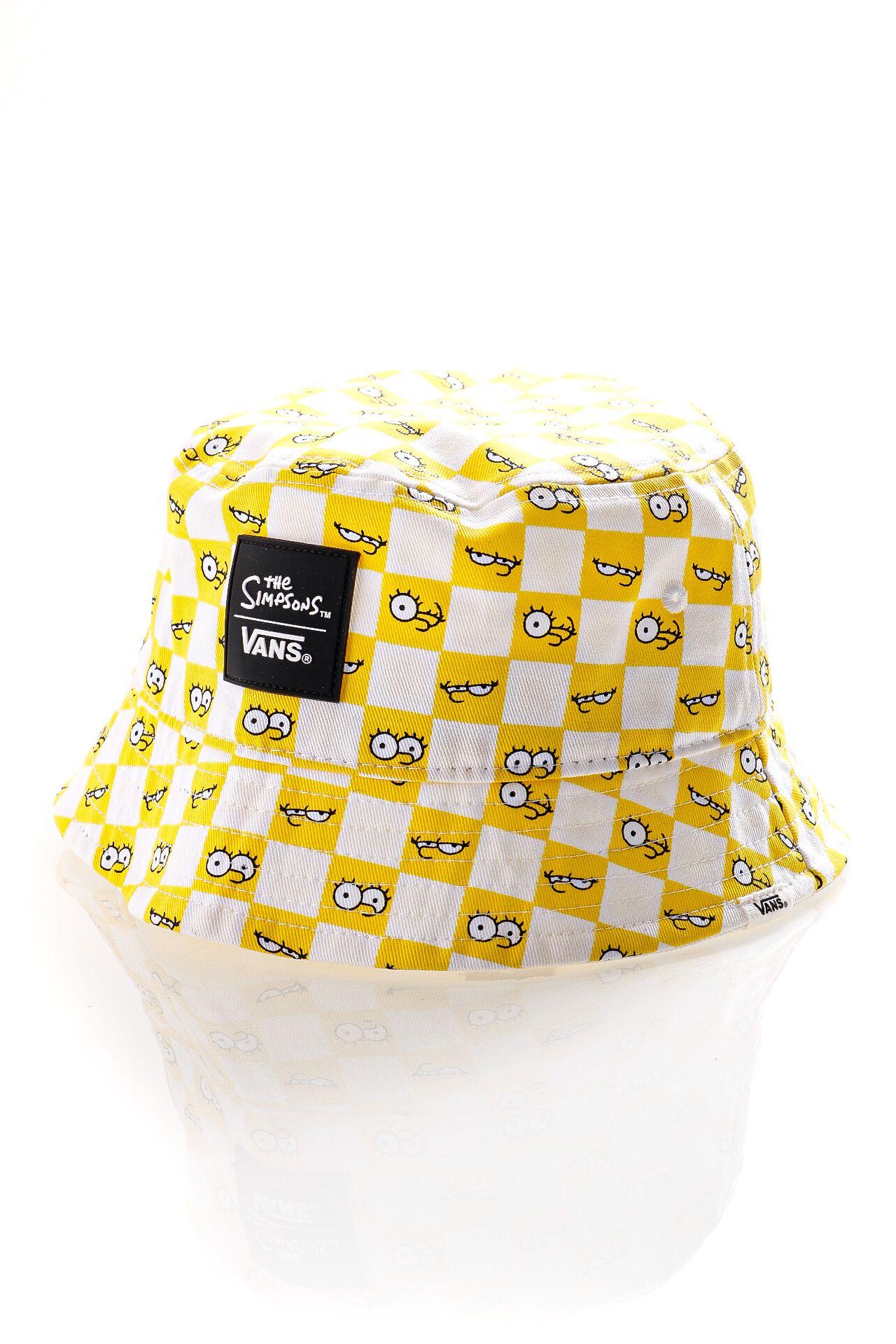 Afbeelding van Vans Bucket Vans X The Simpsons VN0A4V45ZZY