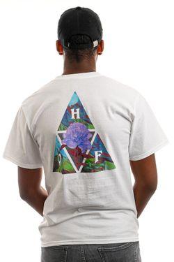 Afbeelding van HUF T-Shirt HUF NEW DAWN TT S/S White TS01516