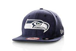 Afbeelding van New Era Snapback Cap Seattle Seahawks JERSEY TEAM SNAP NE11331176