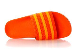 Foto van Adidas Adilette W Ee6186 Sneakers Orange/Flash Orange/Orange