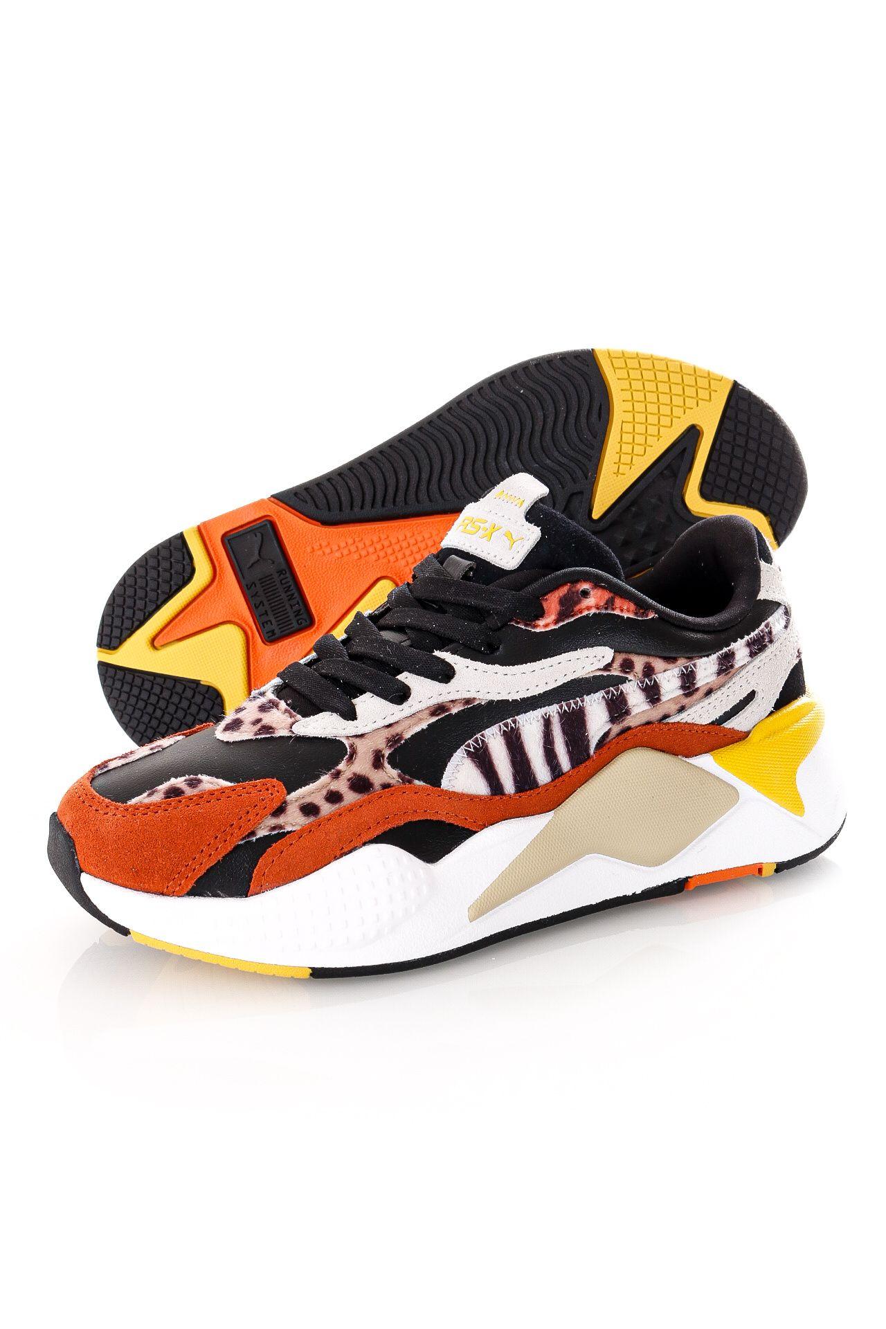 Afbeelding van Puma Sneakers RS-X³ W.Cats Wn's Puma Black-Rust 37395