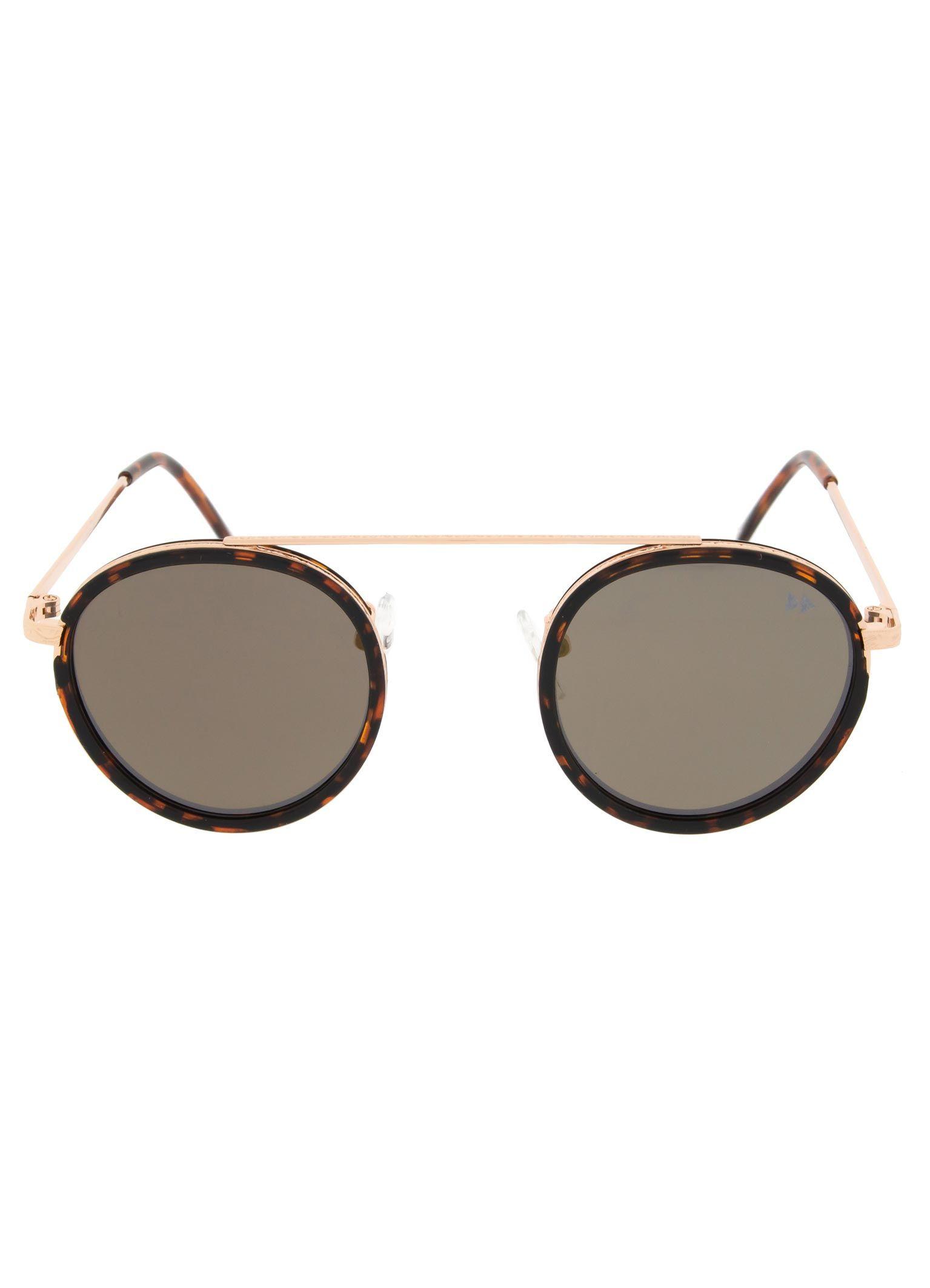 Afbeelding van Sunheroes Ocean Premium 2317 Zonnebril Pale Gold With Dark Brown