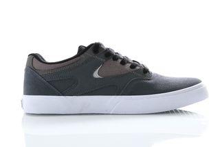 Foto van DC Sneakers Kalis Vulc Grey/Black/White ADYS300569
