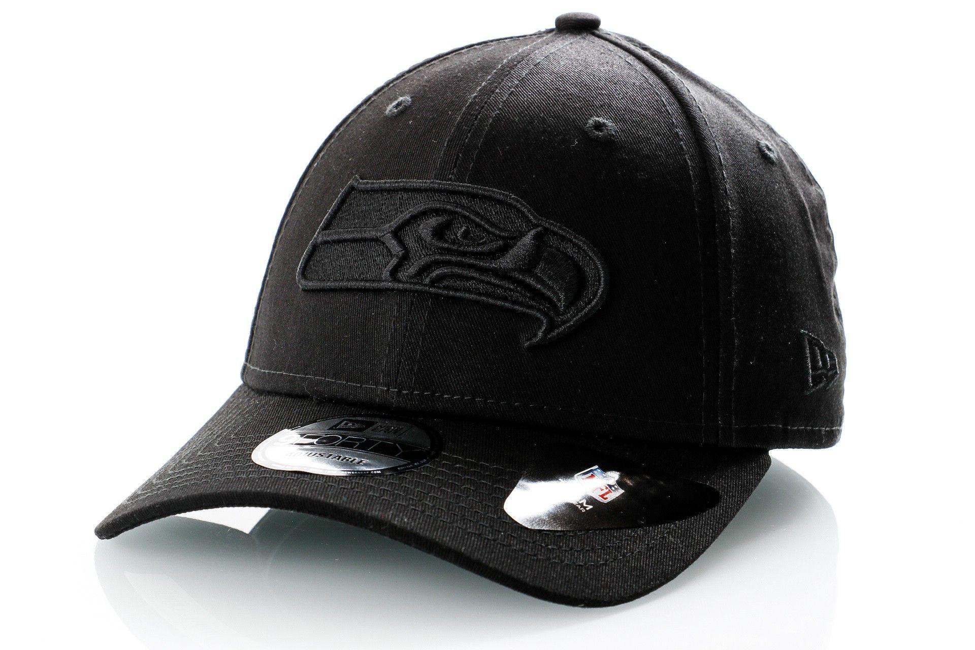 Afbeelding van New Era Dad Cap Seattle Seahawks 9Forty Snapback 12040615