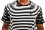 Afbeelding van Huf Fuck It Reversible S/S Knit To Kn00114-Black T Shirt Black