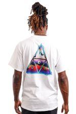 HUF T-Shirt HUF ALTERED STATE White TS01420