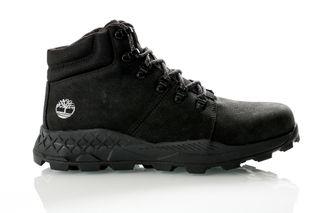 Foto van Timberland Black Nubuck Tb0A27Pq0011 Sneakers Brooklyn Hiker