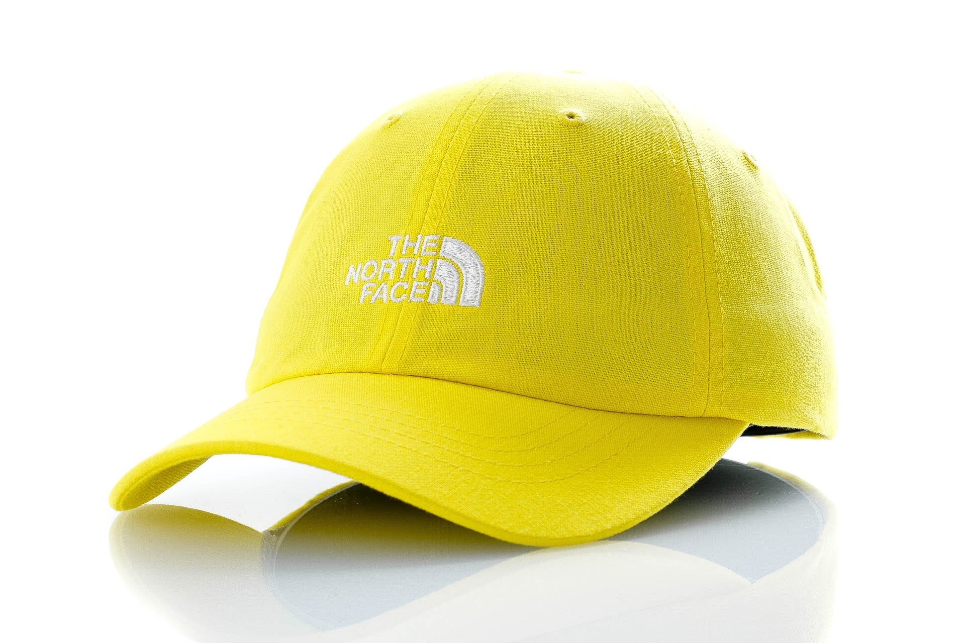 Afbeelding van The North Face Dad Cap Norm Hat Tnf Lemon NF0A3SH3DW9