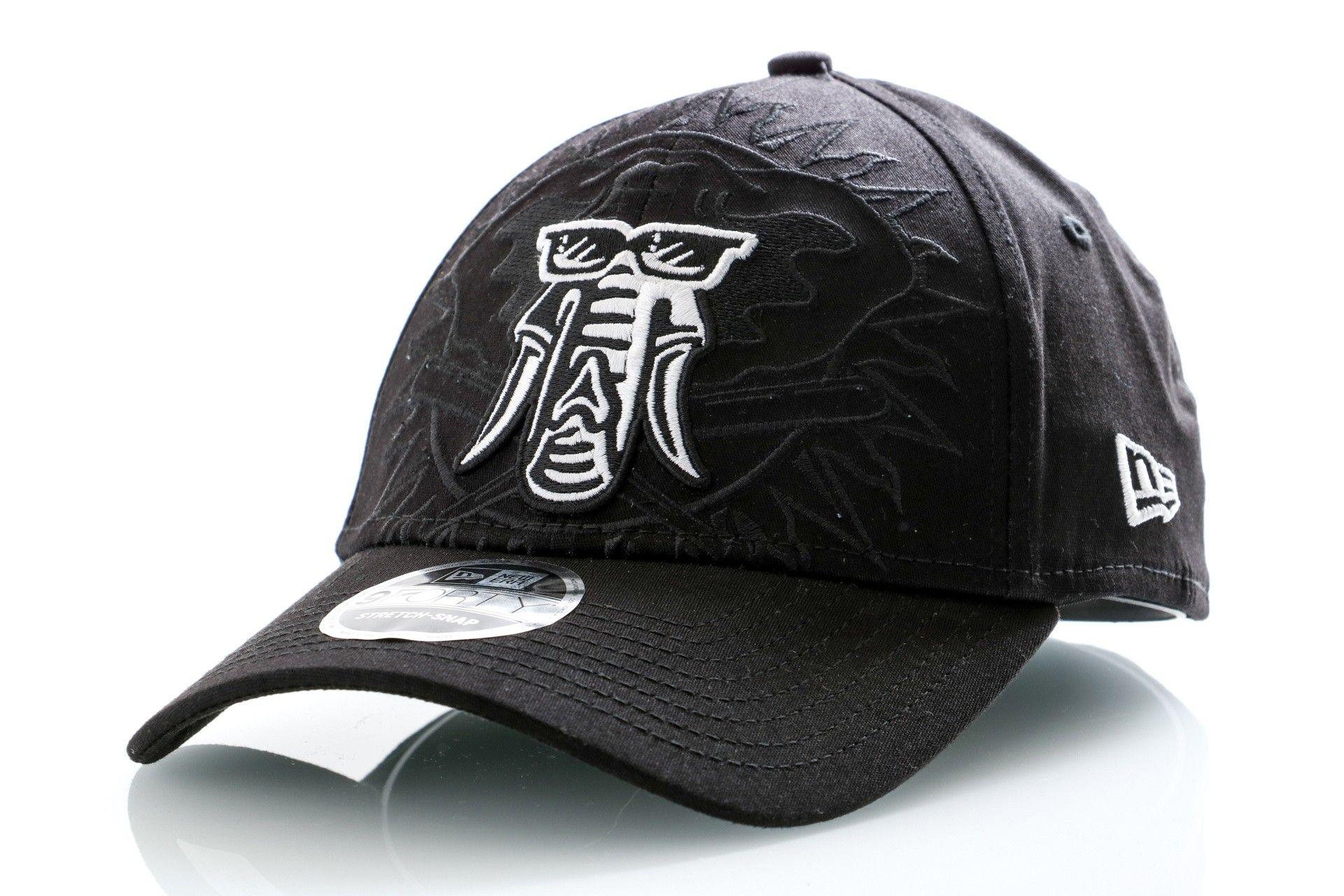 Afbeelding van New Era Dad Cap Logo Elements Black/White Ne12254408