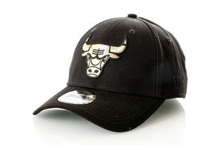 Foto van New Era Dad cap 9Forty Chicago Bulls Black/Gold 11525481