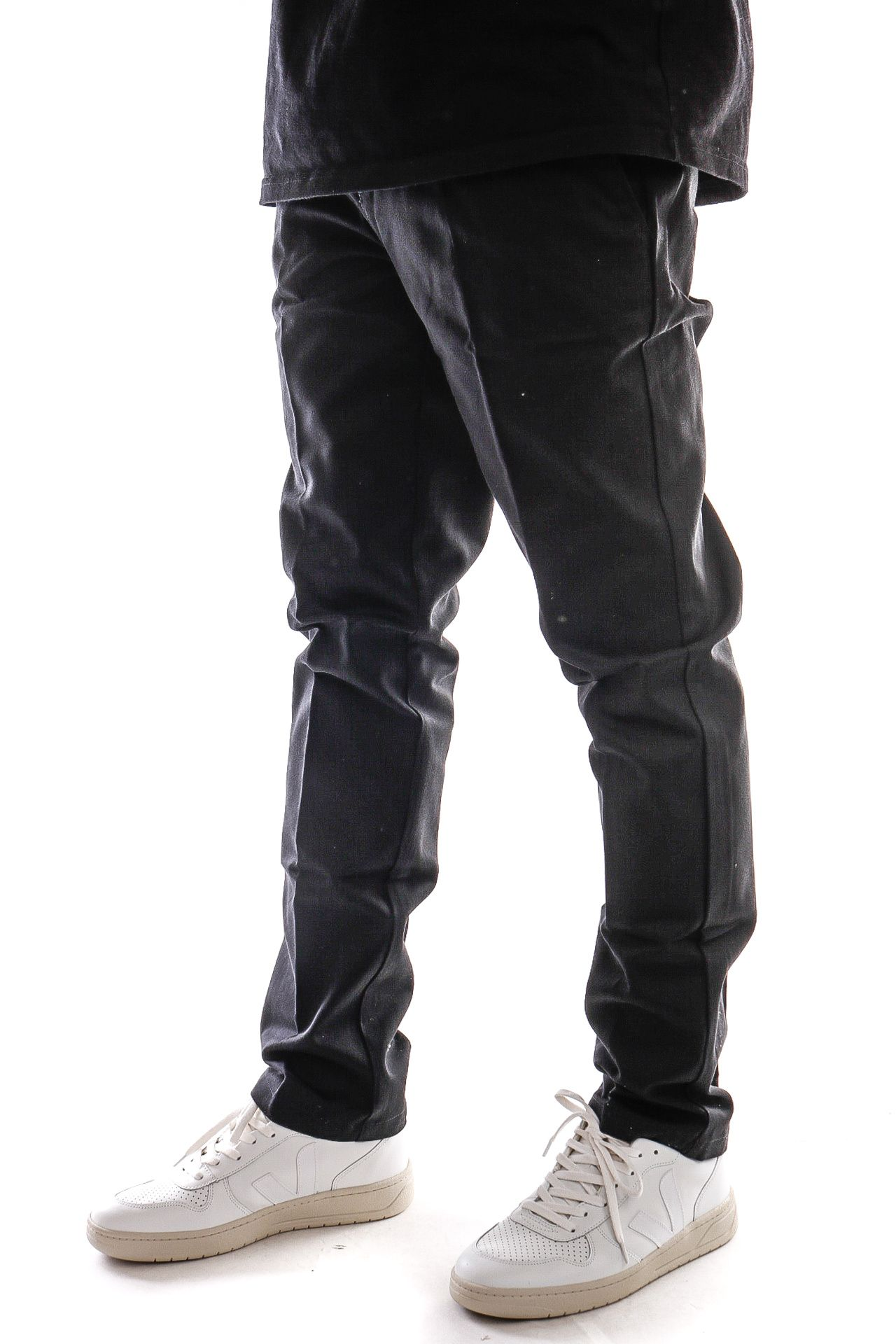 Afbeelding van Dickies Broek Slim Fit Work Pant Black DK0WE872BLK1