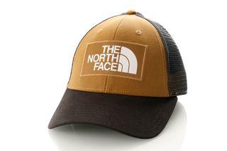 Foto van The North Face Mudder Trucker Hat T0Cgw2E0T Trucker Cap British Khaki/Tnf Black