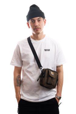 Afbeelding van Carhartt Tas Essentials Bag, Small Schoudertas Cypress I006285