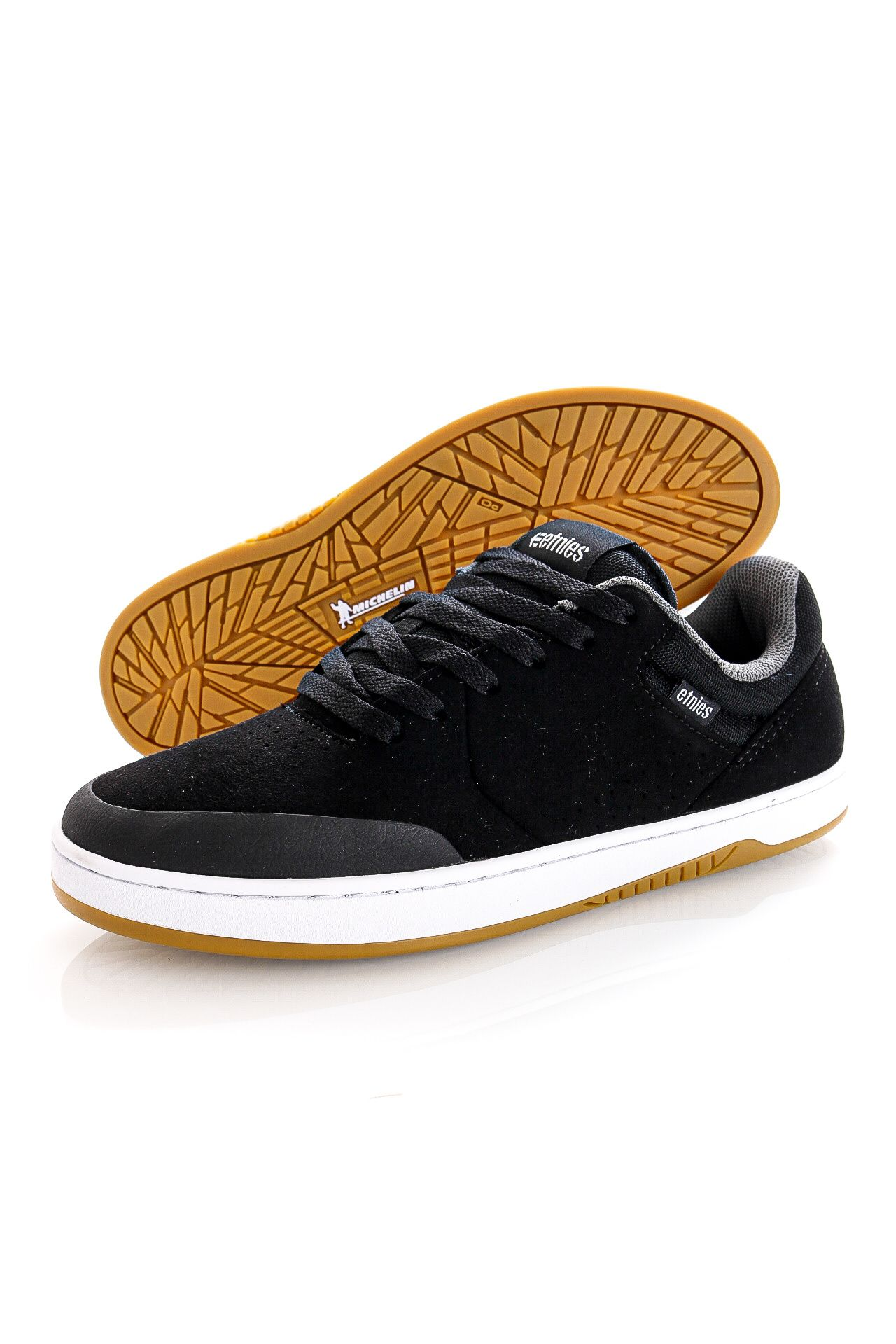 Afbeelding van Etnies Sneakers Marana Black/Charcoal 4101000403553