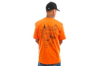 Foto van Carhartt T-shirt S/S Picnic In Paris T-Shirt Hokkaido I029932
