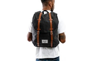 Foto van Herschel Supply Rugtas Retreat Black 10066-00001