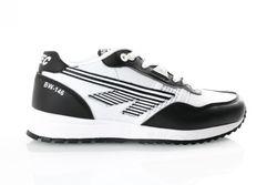 Afbeelding van Hi-Tec Bw 146 S010003/021 Sneakers Black/White