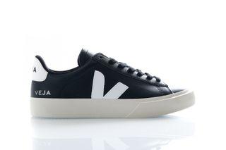Foto van Veja Sneakers Campo Black/White CP051215