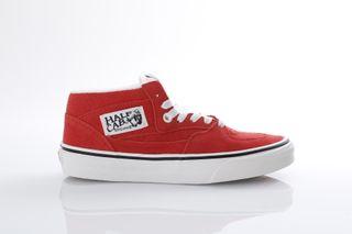 Foto van Vans Classics Va348E-Qe5 Sneakers Half Cab Rood