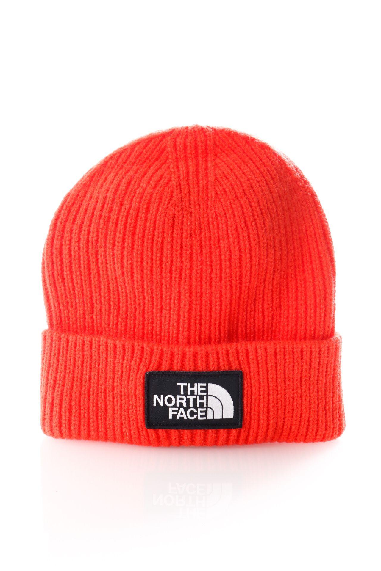 Afbeelding van The North Face Beanie Logo Box Cuffed Beanie Flare NF0A3FJXR151