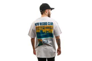Foto van Carhartt T-shirt S/S Record Club T-Shirt Ash Heather I027764