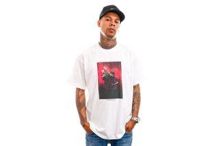 Foto van Carhartt T-shirt S/S Bouquet T-Shirt White I029936