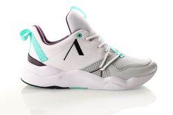 Afbeelding van Arkk Asymtrix Ml3014-2210-M Sneakers Ice Grey White