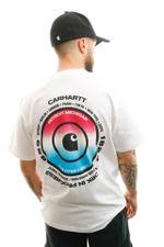 Carhartt T-shirt S/S Worldwide T-Shirt White I027758