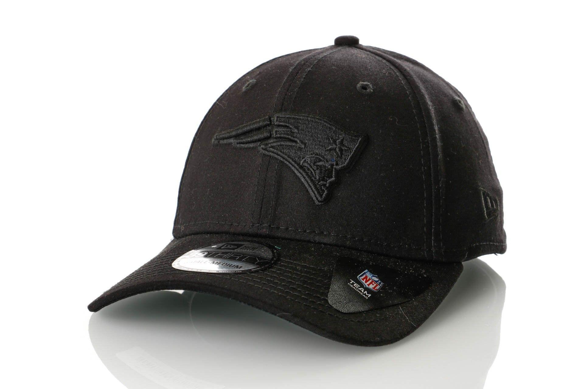Afbeelding van New Era Dad Cap New England Patriots BLACK ON BLACK 39THIRTY NEW ENGLAND PATRIOTS 80635952