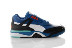 Afbeelding van Puma Palace Guard 370063 06 Sneakers Puma Black-Puma White-Blue Turquoise