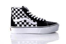 Afbeelding van Vans UA Sk8-Hi Platform 2.0 VN0A3TKNQXH1 Sneakers Checkerboard/True White