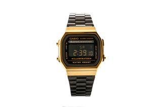 Foto van Casio Horloge A168Wegb Gold/Black
