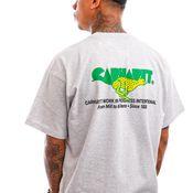 Carhartt T-shirt S/S Runner T-Shirt Ash Heather I029934