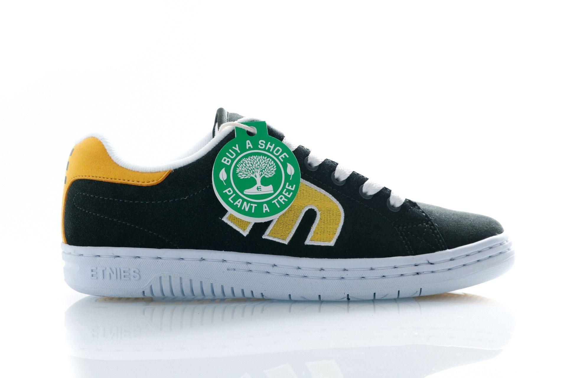 Afbeelding van Etnies Sneakers Calli-Cut Green/White/Yellow 4101000505