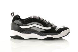 Afbeelding van Vans Ua Brux Wc Vn0A4Bh4Sig1 Sneakers (Reflective) Black/True White