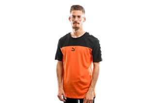 Foto van Puma T-shirt Xtg Tee Jaffa Orange 595309 17
