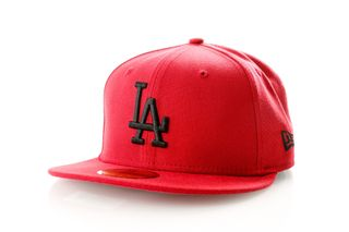 Foto van New Era Fitted Cap Los Angeles Dodgers League Essential 59Fifty 12134906