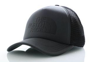 Foto van The North Face Trucker Cap TNF Logo Trucker Asphalt Grey/Tnf Black NF0A3FM3MN8